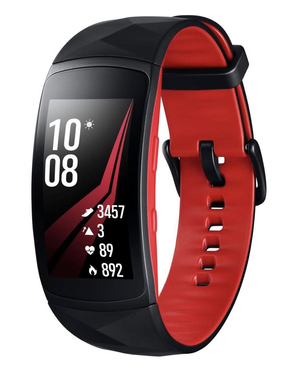 Bracelet connecté Samsung Gear Fit 2 Pro - Taille L (Romans-sur-Isère 26)