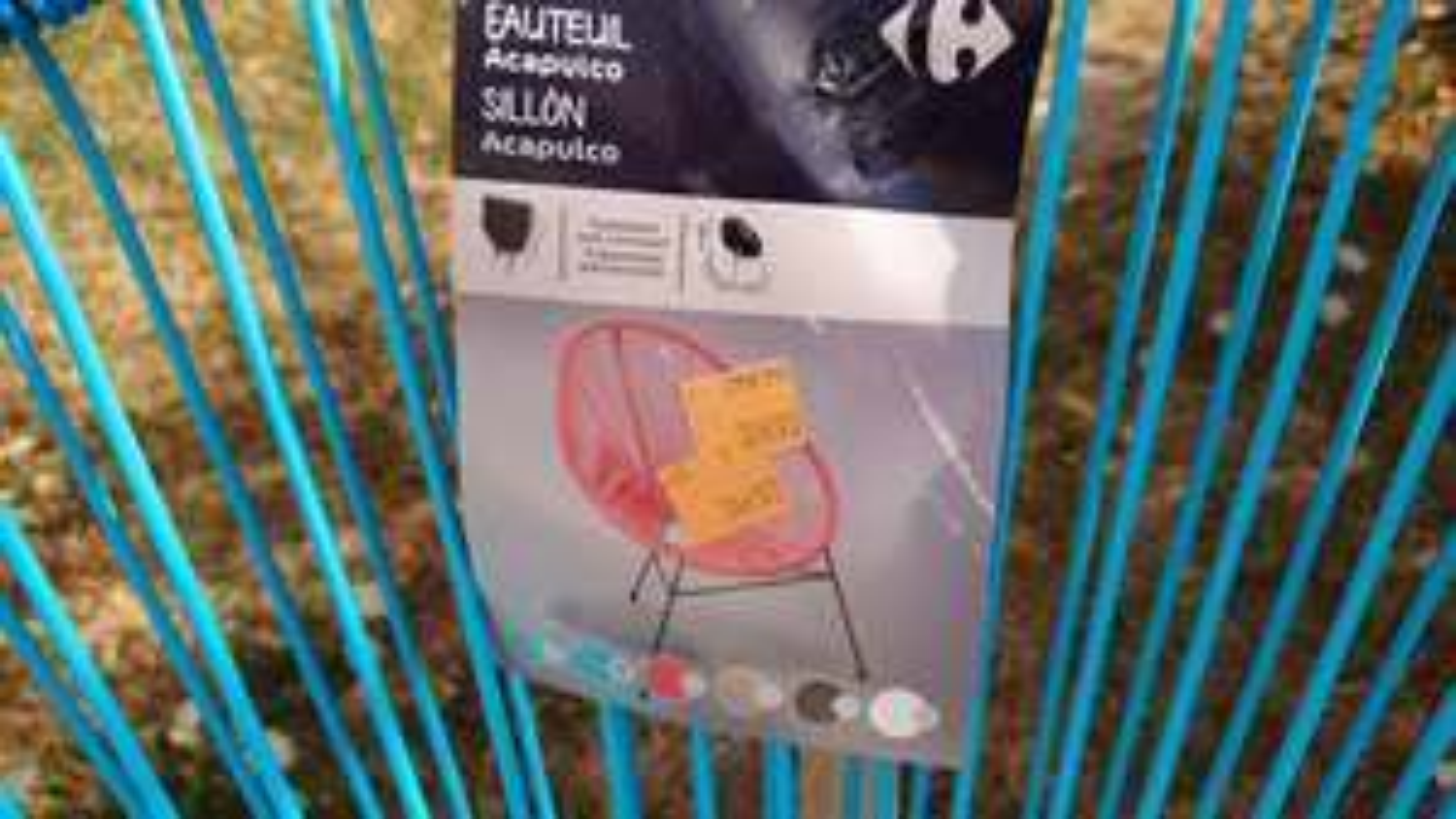 Fauteuil ou banquette de jardin Acapulco à partir de 14.93€ - Châlons-en-Champagne (51)
