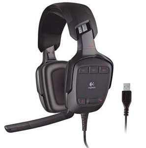 Casque Gaming PC Logitech G35 (7.1 Virtual Surround)