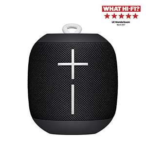 Enceinte portable Bluetooth Wonderboom - Batterie 10h - Noire