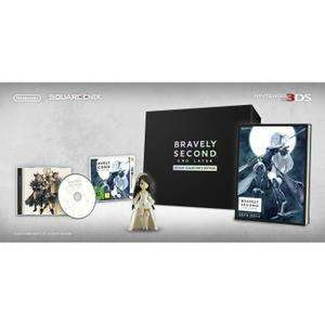 Précommande : Bravely Second End Layer Edition Collector Deluxe sur 3DS