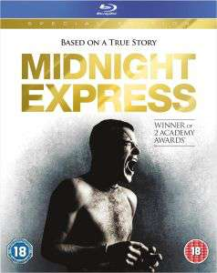 Midnight Express Bluray