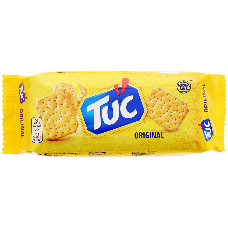 Tuc Original ou Paprika - 100G