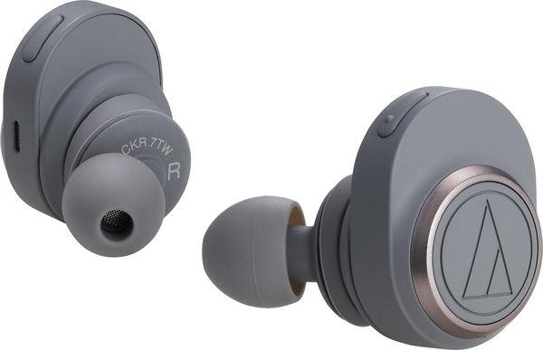 Écouteurs intra-auriculaire Audio-Technica ATH-CKR7TW - Gris