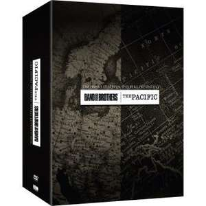 Coffret DVD Band of brothers - The Pacific