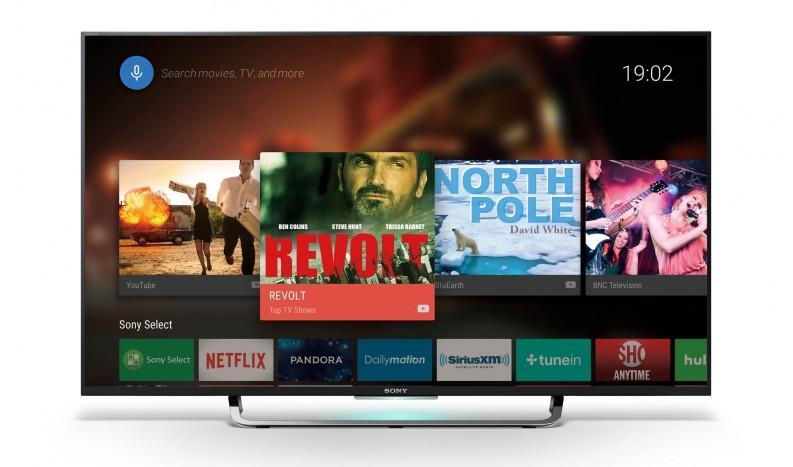"TV 43"" Sony KD43X8305C - 4K, LED"