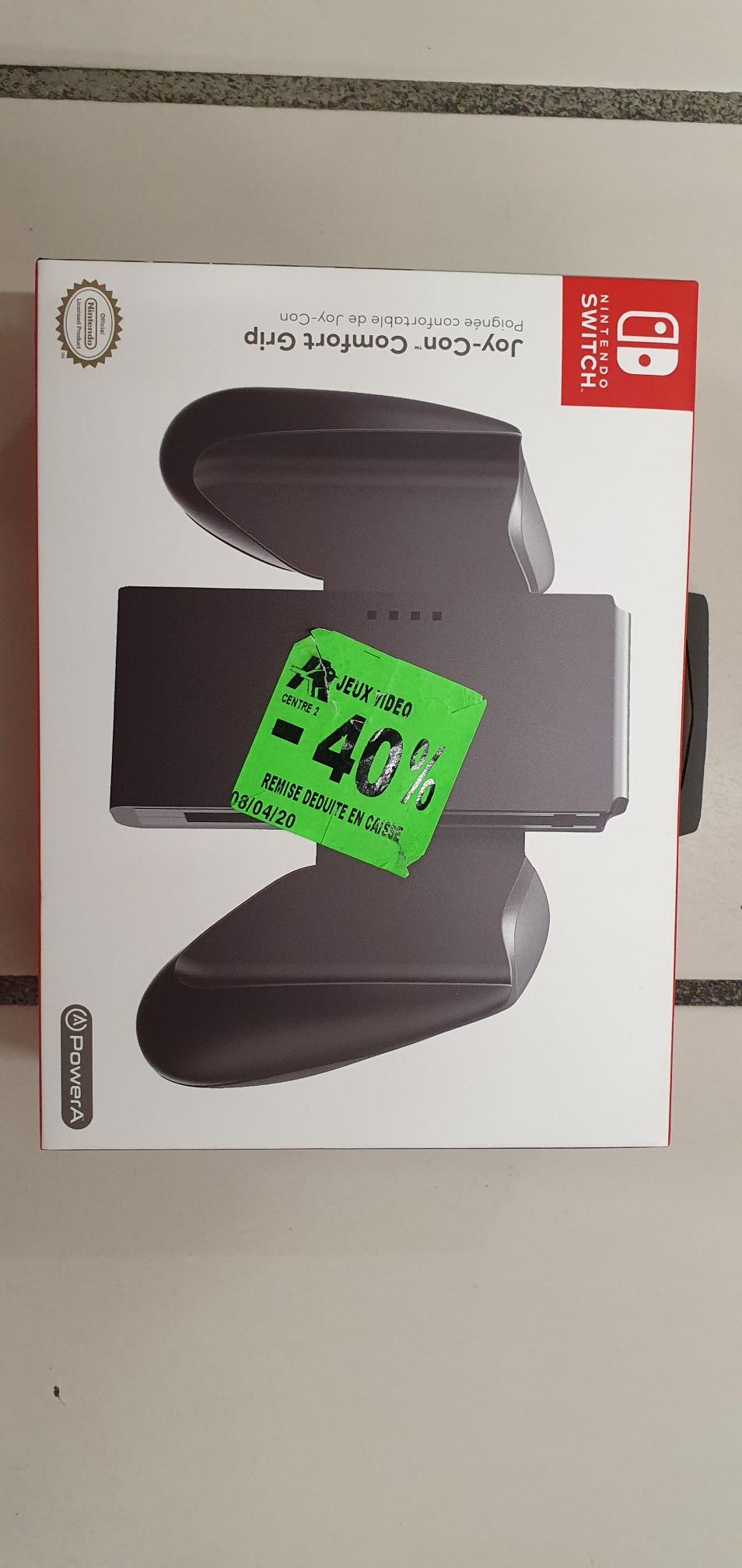 Joy-Con Comfort Grip (Centre Deux 42)