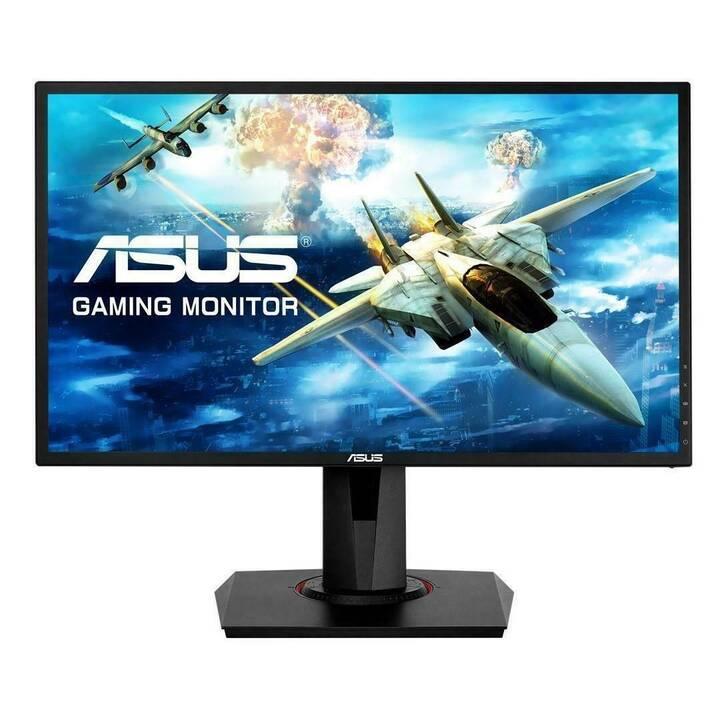 "Ecran PC 24"" Asus VG248QG - Full HD, Dalle TN, 165 Hz, 0.5 ms, FreeSync compatible G-Sync (Frontaliers Suisse)"