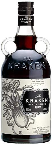 Bouteille de Rhum Black Spiced The Kraken 70 cl - 40%
