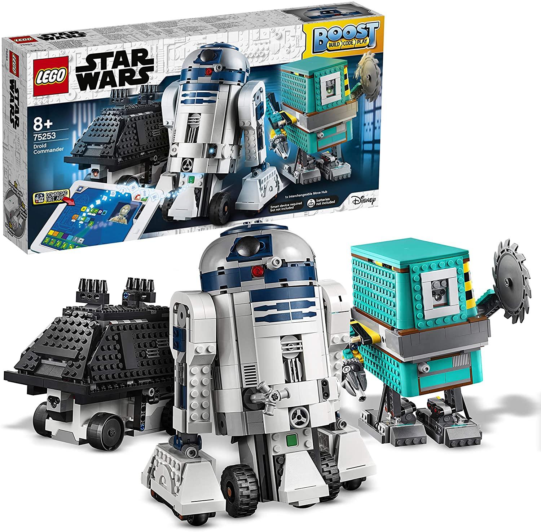 Jeu de construction Lego Star Wars - Boost Commandant des Droïdes n°75253