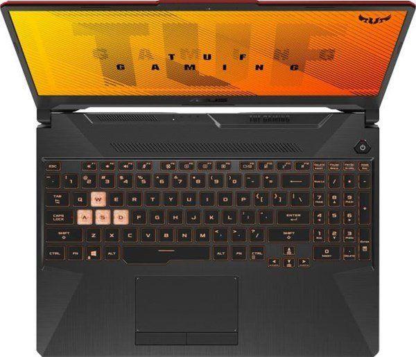 """PC portable 15.6"""" Asus TUF FA506 - AMD Ryzen 9 4900H 4,4GHz, 16 Go RAM, nVidia RTX 2060 6Go, 512Go SSD, WIN10 Pro (computeruniverse.net)"""