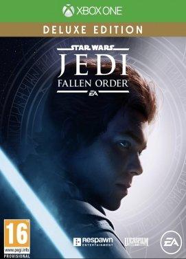 Star Wars Jedi: Fallen Order - Deluxe Edition sur Xbox One (Dématérialisé)