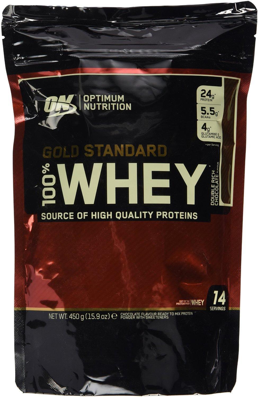 Protéine 100% Whey Gold  Optimum NutritionStandard Chocolat - 450 g
