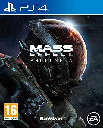 Jeu Mass Effect Andromeda sur PS4 (Vendeur Tiers)