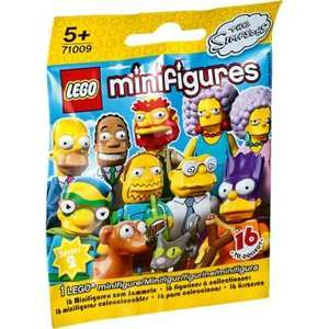 Lego Minifigures Simpsons Serie 2 (71009)