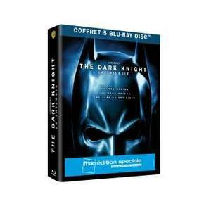 Coffret 5 Blu-ray Batman The Dark Knight Edition Spéciale Fnac