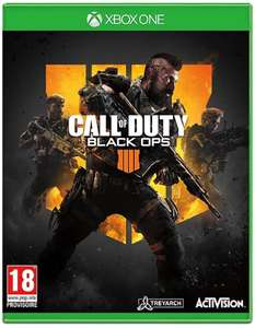 Call of Duty Black Ops IIII sur Xbox One