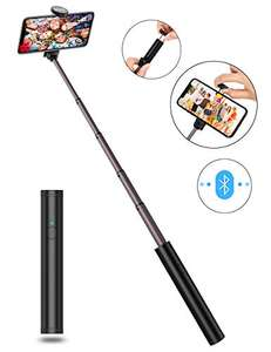 Perche Selfie Bluetooth 3 en 1 - 60 cm (Vendeur Tiers)