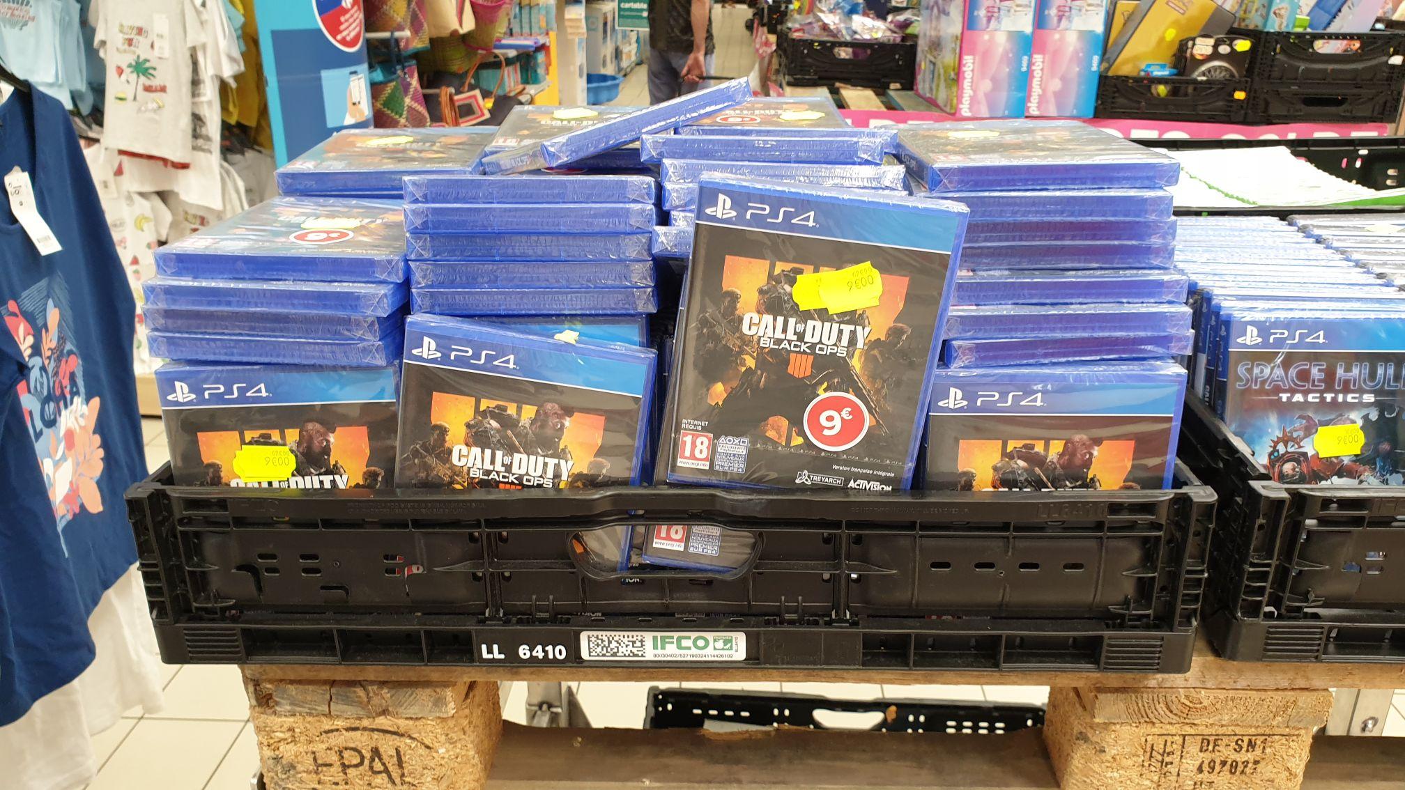 Call of Duty Black Ops 4 sur PS4 - Montélimar (26)