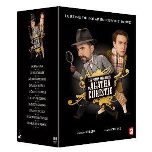 Les petits meurtres en famille d'Agatha Christie - Coffret collector 10 DVD