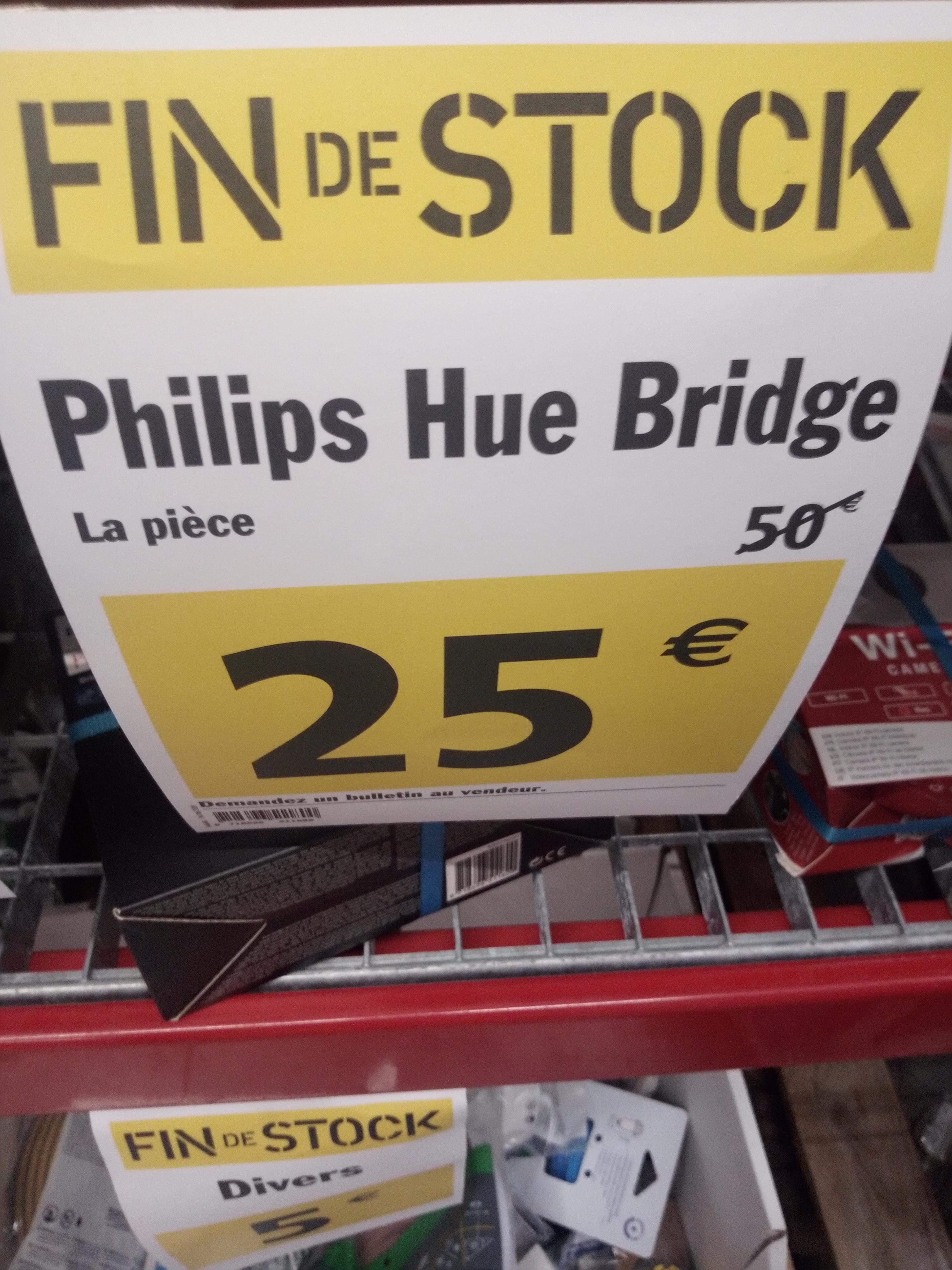 Pont de connexion Philips Hue - Cesson Sévigné (35)