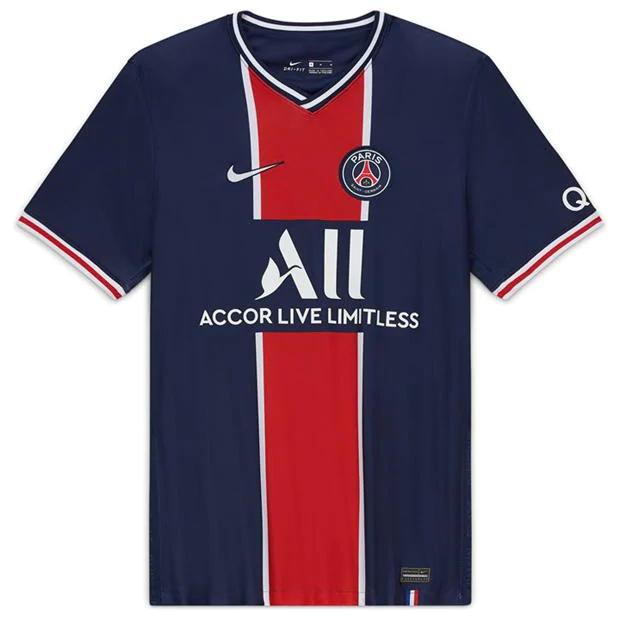 Maillot de Football Nike PSG Domicile (20/21) - TAi
