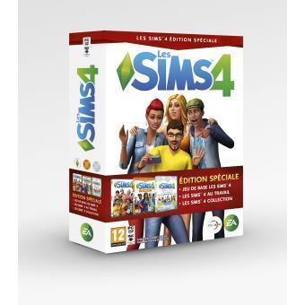 Les Sims 4 - Pack Collector Noël 2015 sur PC