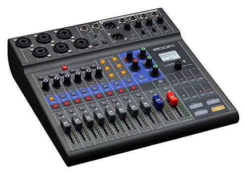 Table de mixage Zoom Livetrack L-8