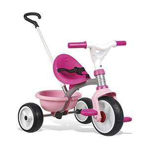 Tricycle Smoby 740326 Be Move - Rose