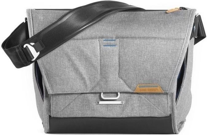Sac pour appareil photo hybride Peak Design Everyday Messenger Bag 13 V2 - gris ash