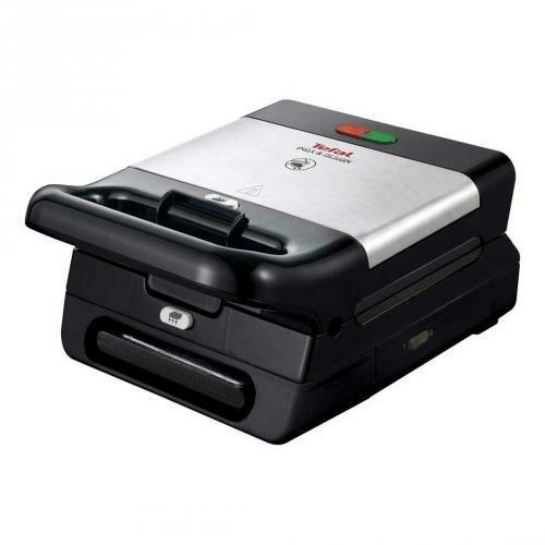 Gaufrier Tefal SW323812 - Inox et Design (780W)