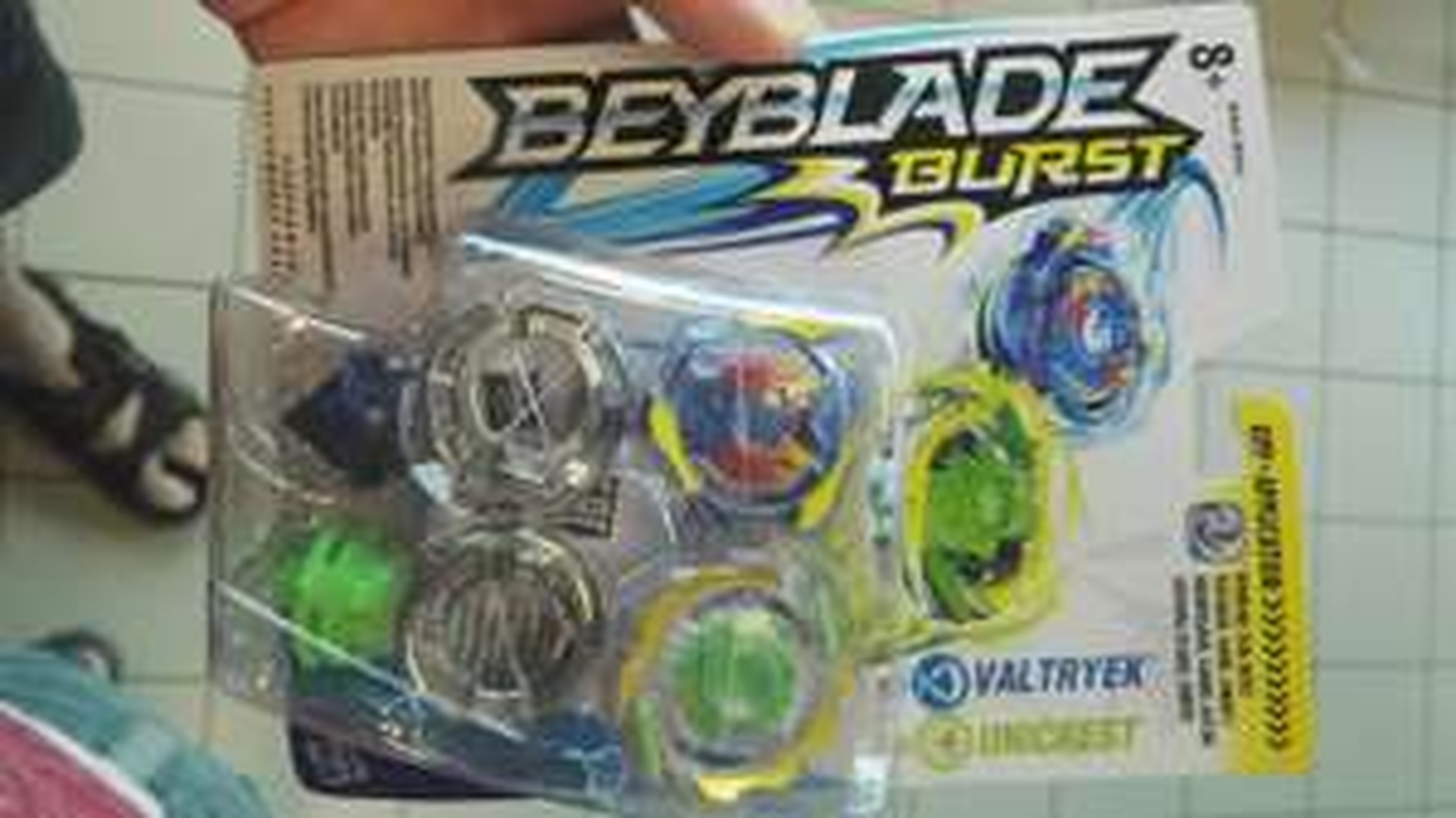 Sélection de Toupies Beyblades Burst à 1€ - Auray (56)