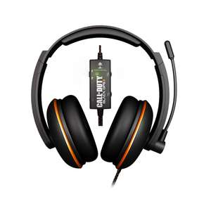 Micro-casque 'Call of Duty : Black Ops 2' pour Xbox 360 / PS3/PC  - Ear Force kilo