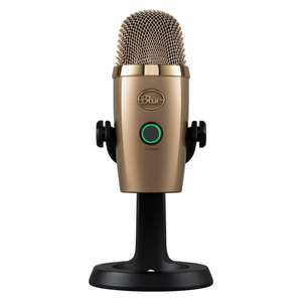 Microphone Blue Yeti Nano USB