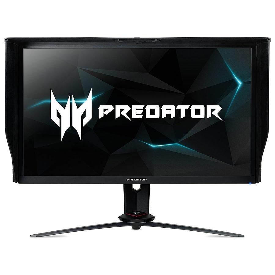 """Écran PC 27"""" Acer Predator XB273KPbmiphzx - UHD 4K, 144Hz, G-Sync"""