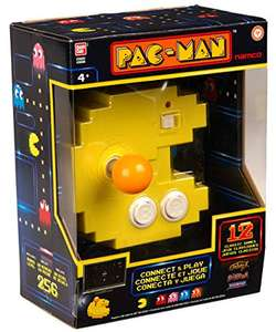 Console Pac-Man connect & play