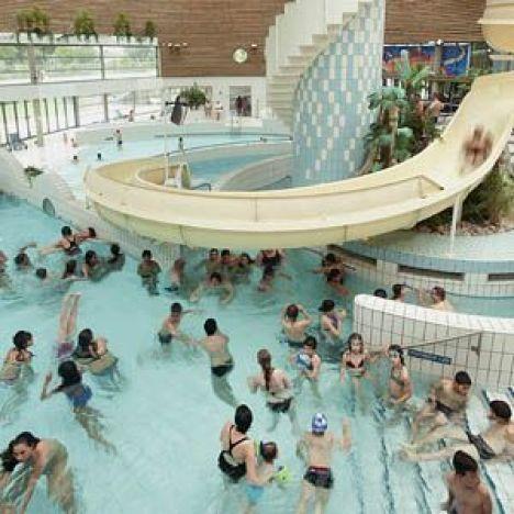 Entrée aux piscines municipales à 1€ - Nantes (44)