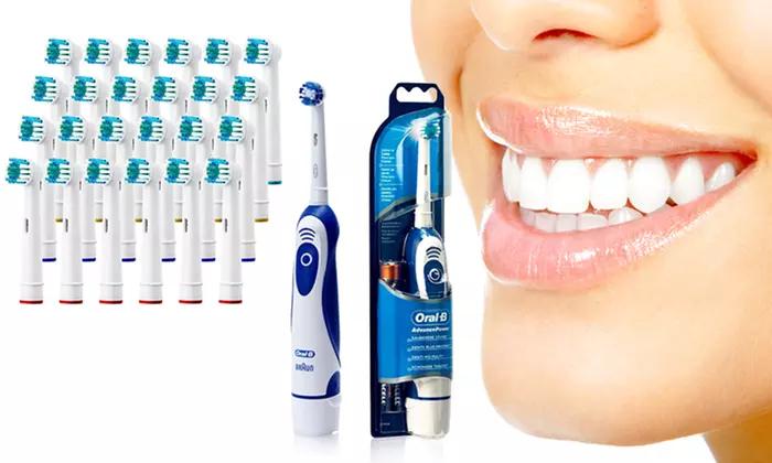 Brosse à dents électrique Braun Oral B Advanced Power 400