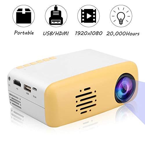 Mini Vidéoprojecteur LED Mugast (Vendeur Tiers)