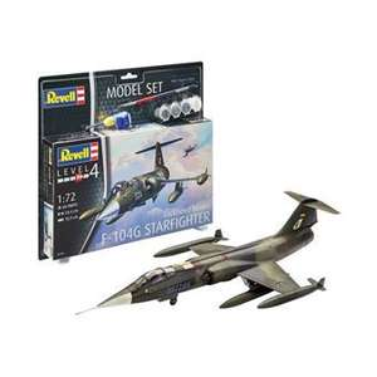 Maquette Revell F104G Starfighter - 1/72