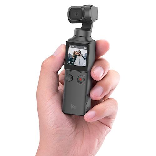 """Caméra de poche stabilisée sur 3 axes Xiaomi Fimi Palm YTXJ03FM - 4K 30fps, 128°, Ecran 1.22"""" (Vendeur tiers)"""