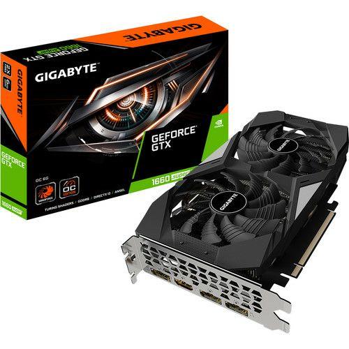 Carte Graphique Gigabyte GeForce GTX 1660 SUPER OC