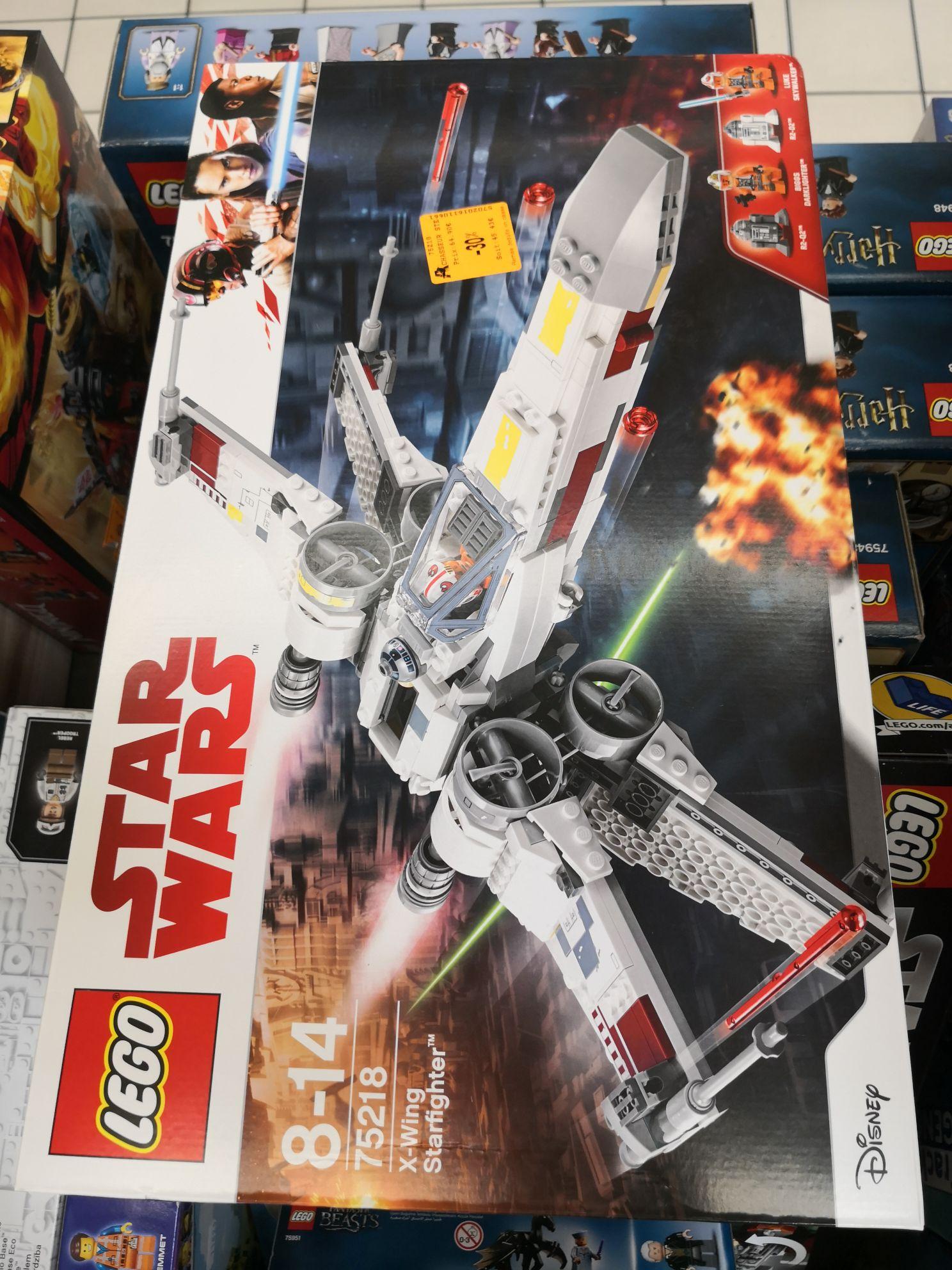 Sélection de Lego Star Wars en promotion - Ex : Lego Star Wars X-Wing Starfighter 75218 - Chambray-lès-Tours (37)