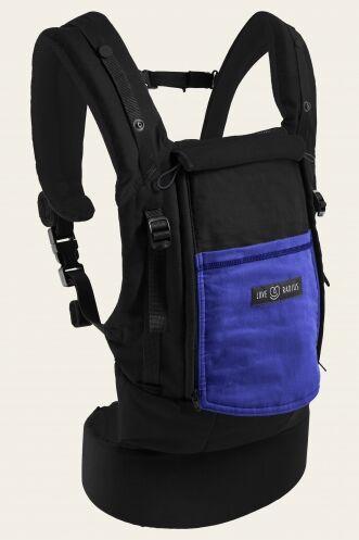 Sélection de produits en promotion - Ex : Porte-bébé PhysioCarrier Noir poche Iris (love-radius.com)