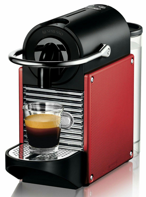 Machine Nespresso Delonghi EN125.R Red Capsules
