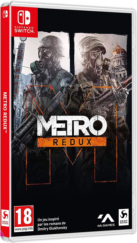 Metro Redux sur Nintendo Switch