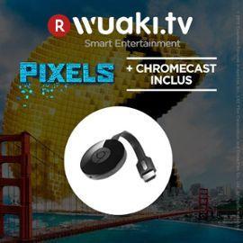 Clé HDMI Chromecast 2  + Pixels