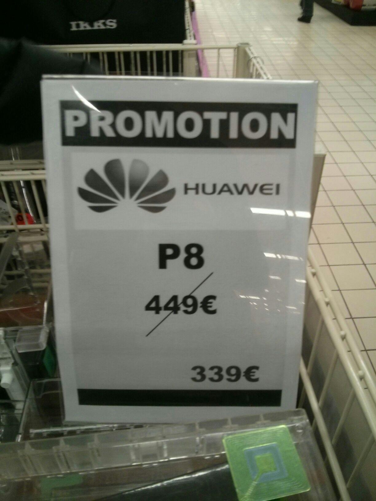 Smartphone Huawei Ascend P8