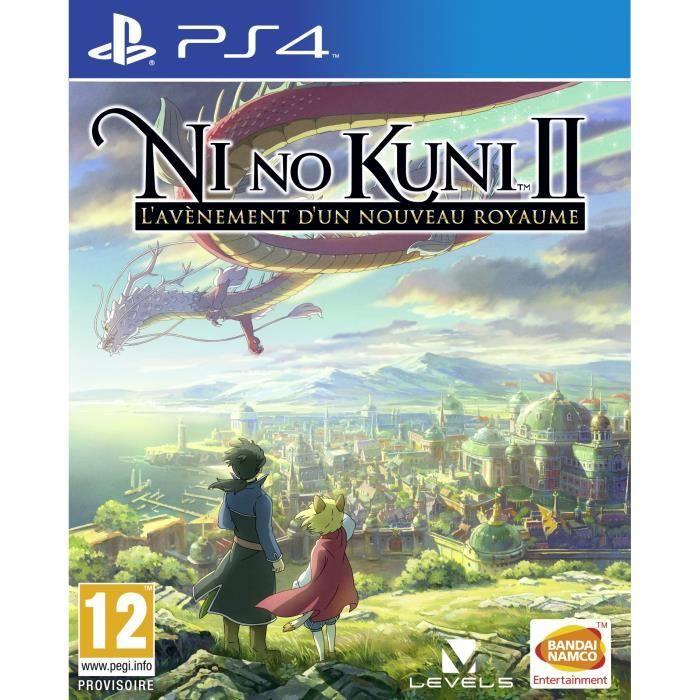 Ni no Kuni II: l'Avènement d'un royaume sur PS4
