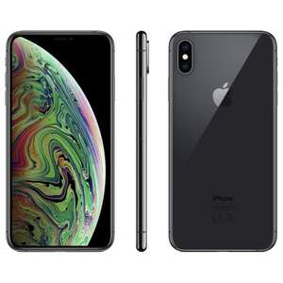 """Smartphone 6.5"""" Apple iPhone XS Max - 64Go (Reconditionné - Très Bon Etat)"""